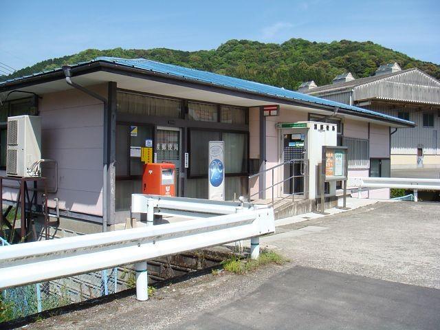 ポスト写真 : 無題 : 渡郵便局の前 : 熊本県球磨郡球磨村渡乙1695-1