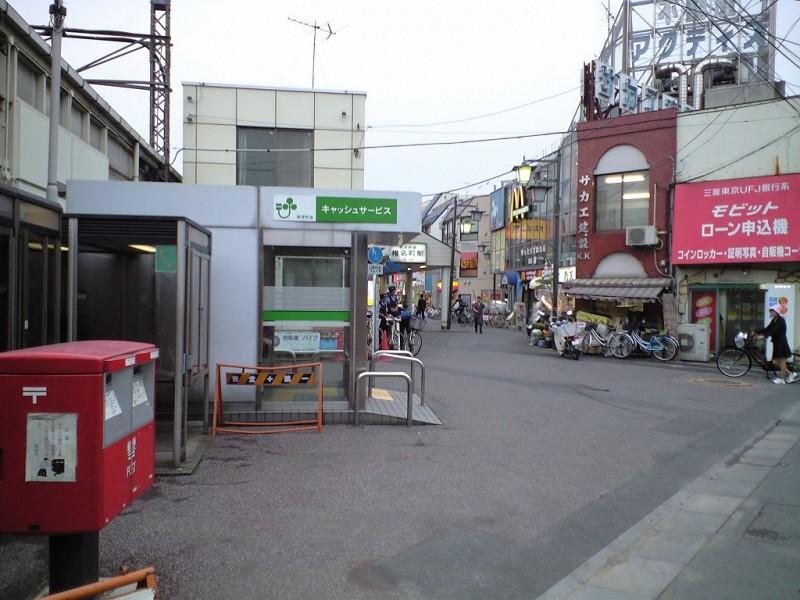 ポスト写真 : 2007-08-31 : 椎名町駅北口 : 東京都豊島区長崎一丁目1-12