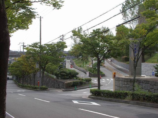 ポスト写真 : 神戸医療センター前1(2007/09/23) : 神戸医療センター付近 : 兵庫県神戸市須磨区西落合五丁目