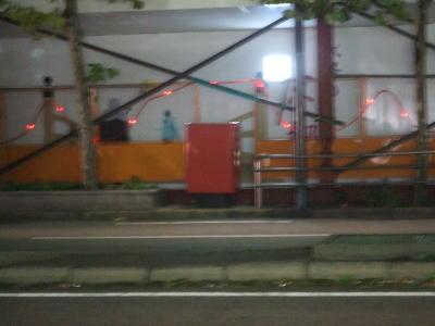 ポスト写真 :  : ヨドバシカメラ京都店前 : 京都府京都市下京区東塩小路町