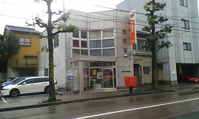 ポスト写真 :  : 金沢小橋郵便局の前 : 石川県金沢市彦三町一丁目11-6