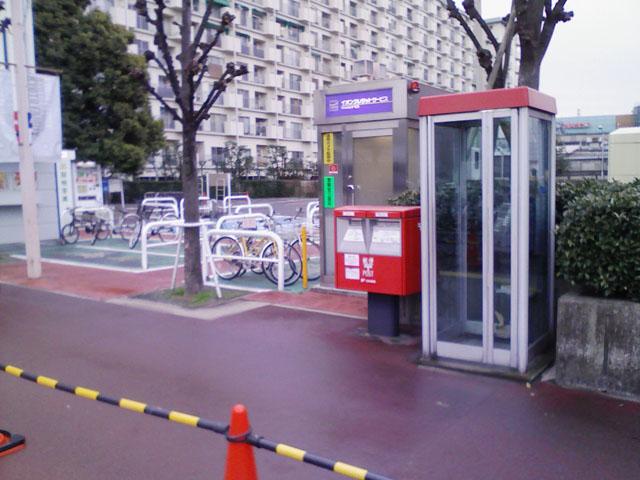 ポスト写真 : ファミリー前2(2008/01/16) : 京都ファミリー前 : 京都府京都市右京区山ノ内池尻町8