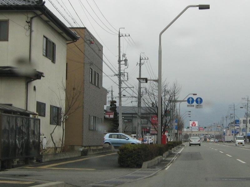郵便局写真 : 三陽簡易郵便局 : 三陽簡易郵便局 : 長野県長野市高田1944-1