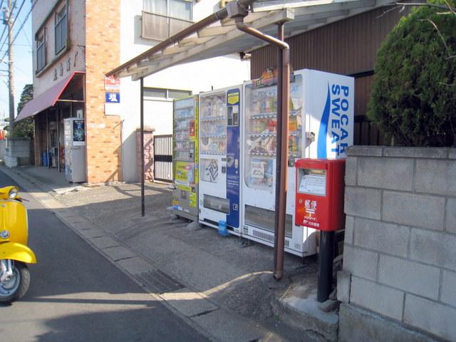 ポスト写真 :  : 矢島商店前 : 千葉県市原市五井6233
