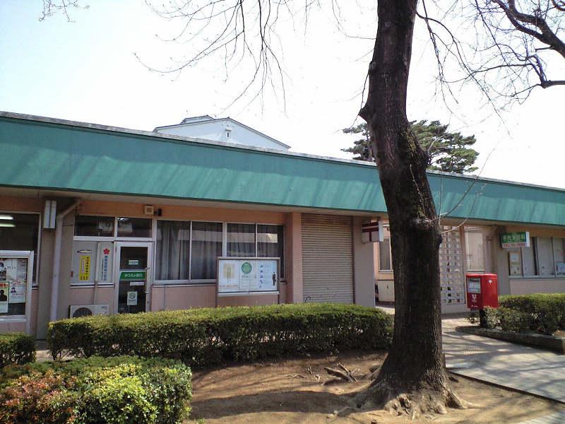 ポスト写真 : 2008-04-06 : 谷田部松代郵便局の前 : 茨城県つくば市松代四丁目200-1