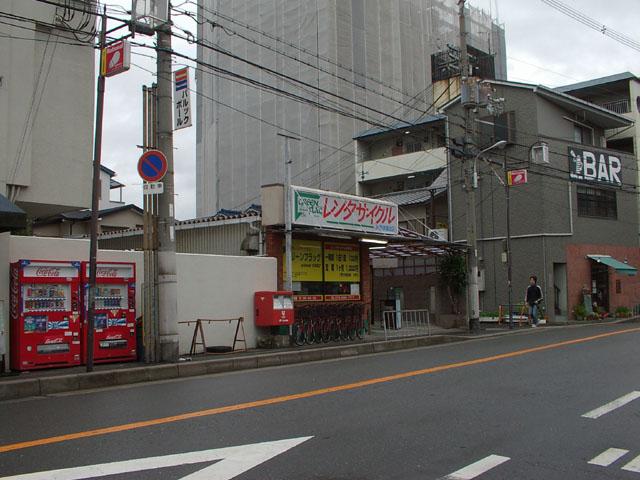 ポスト写真 : JR富田駅バス停向かい1(2008/05/11) : JR富田バス停向い : 大阪府高槻市大畑町2