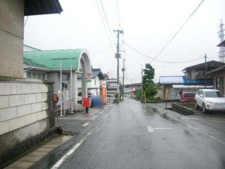 ポスト写真 :  : 東沢郵便局の前 : 山形県山形市釈迦堂32