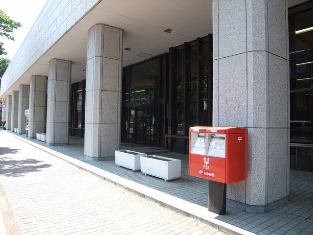ポスト写真 :  : 青森銀行本店前 : 青森県青森市橋本一丁目9-30