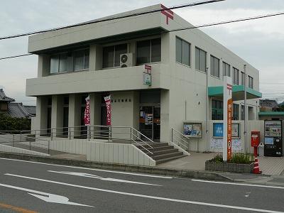 郵便局写真 : 貴志川郵便局 : 貴志川郵便局 : 和歌山県紀の川市貴志川町神戸430-1