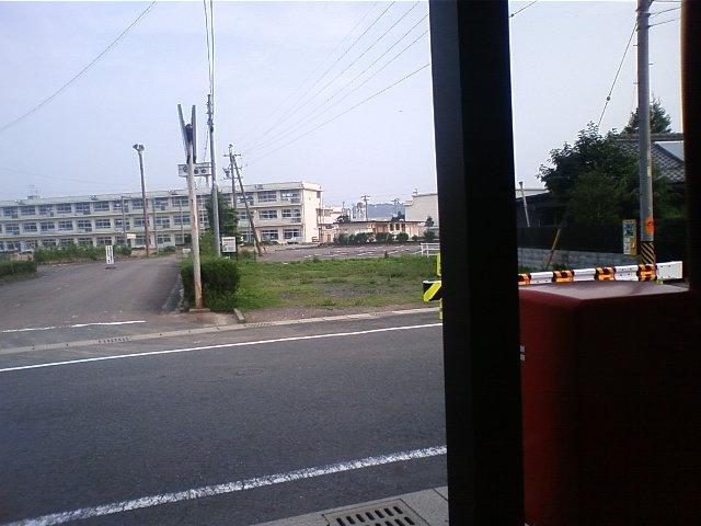 ポスト写真 : 2008年7月5日撮影 : 西中学校南 : 岐阜県美濃加茂市西町一丁目