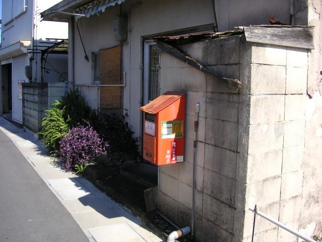 ポスト写真 :  : 新開臥竜梅公園近く : 三重県伊勢市御薗町新開469-24