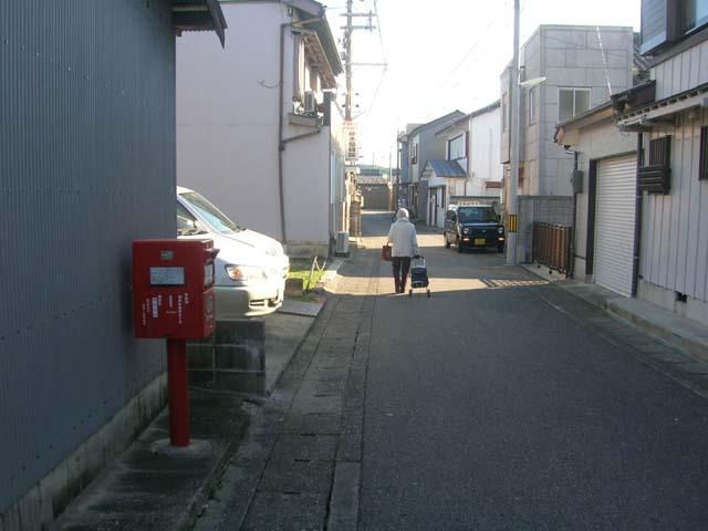 ポスト写真 :  : 藤本整骨院付近 : 和歌山県東牟婁郡串本町串本875-5