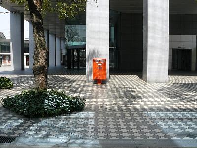 ポスト写真 : 近鉄森の宮ビル前 : NLC森の宮ビル前 : 大阪府大阪市城東区森之宮一丁目6-111