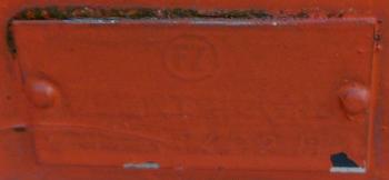 ポスト写真 : 柏原国分東条郵便局 銘板 : 柏原国分東条郵便局の前 : 大阪府柏原市国分東条町2984-2