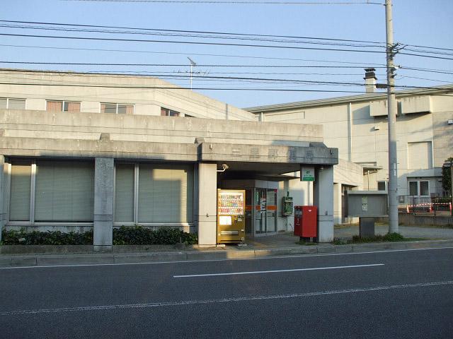 ポスト写真 : 三里郵便局の前(2010/03/11撮影) : 三里郵便局の前 : 高知県高知市仁井田1652-5