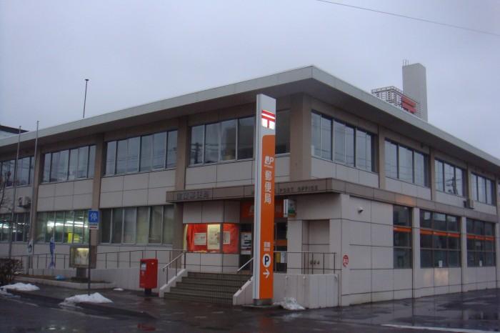 郵便局写真 : 室蘭郵便局舎 : 室蘭郵便局 : 北海道室蘭市中央町一丁目1-10