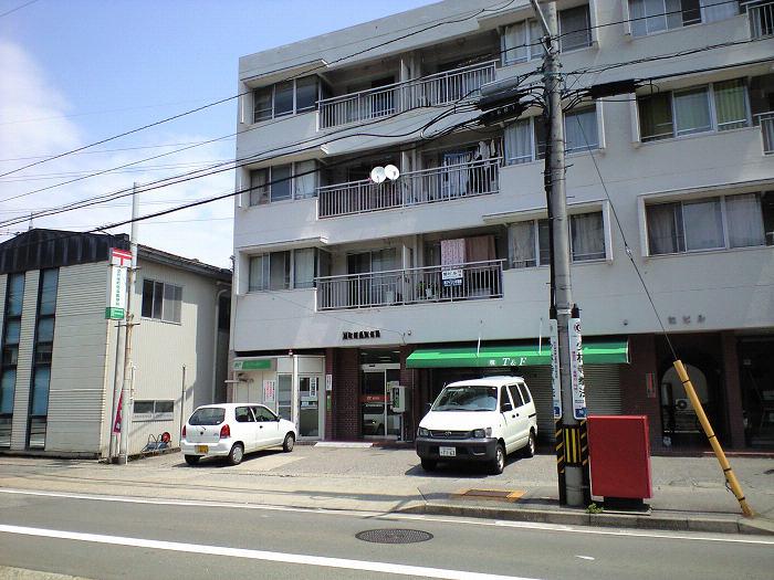 郵便局写真 : 2010-08-03 : 金沢旭町簡易郵便局 : 石川県金沢市旭町二丁目8-45