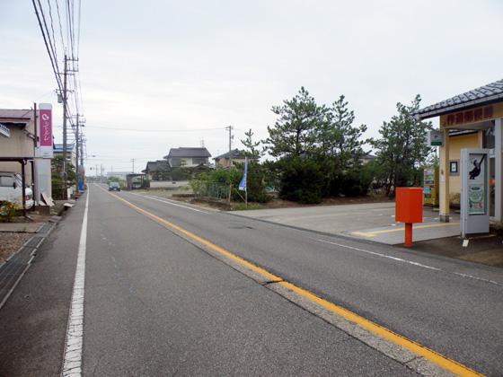 ポスト写真 : 作道郵便局の前_01 : 作道郵便局の前 : 富山県射水市作道2095-7