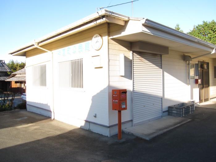 ポスト写真 : 神薗町公民館前 : 神薗町公民館前 : 三重県伊勢市神薗町447