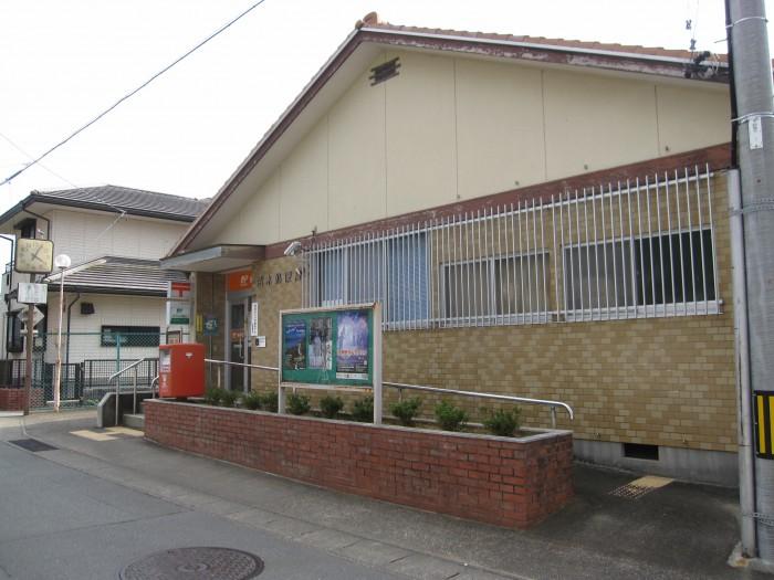 ポスト写真 : 沼木郵便局の前 : 沼木郵便局の前 : 三重県伊勢市上野町1356