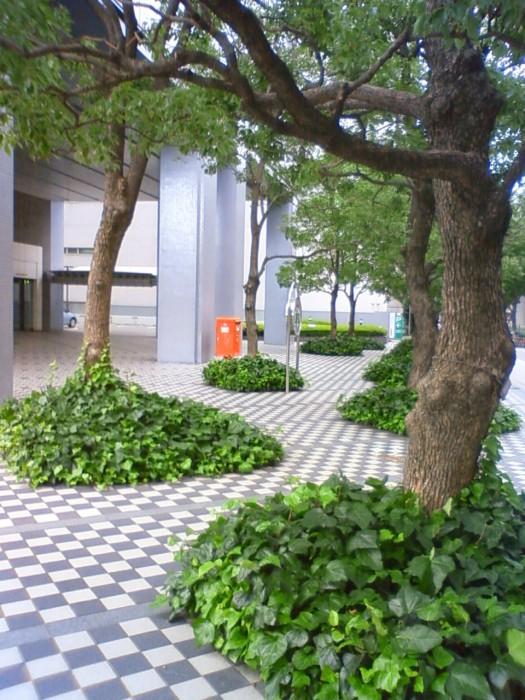 ポスト写真 : 近鉄森之宮ビル : NLC森の宮ビル前 : 大阪府大阪市城東区森之宮一丁目6-111