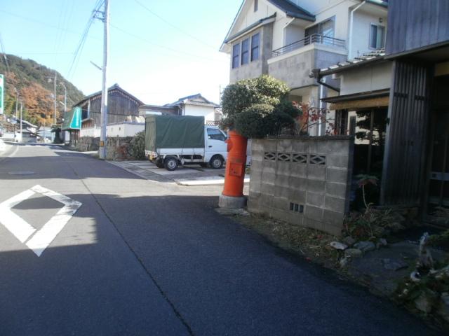 ポスト写真 : 松尾小学校入口A : 松尾小学校入口 : 香川県さぬき市大川町田面105