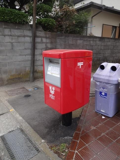 ポスト写真 : 11鈴木屋酒店 : 鈴木屋酒店の前 : 神奈川県鎌倉市由比ガ浜三丁目6