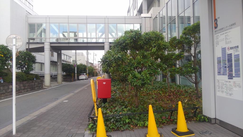ポスト写真 : 2016/12/3 : 東邦大学医療センター大森病院3号館 : 東京都大田区大森西六丁目11-1