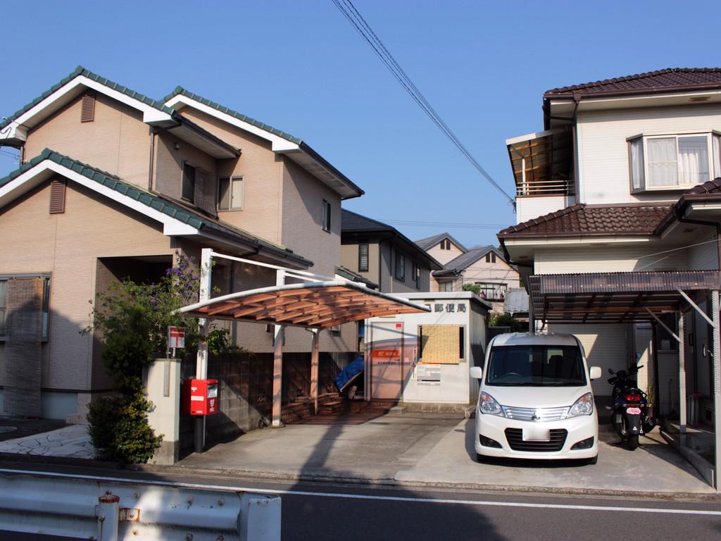 郵便局写真 : 新浜簡易 : 新浜簡易郵便局 : 愛媛県松山市新浜町3-28