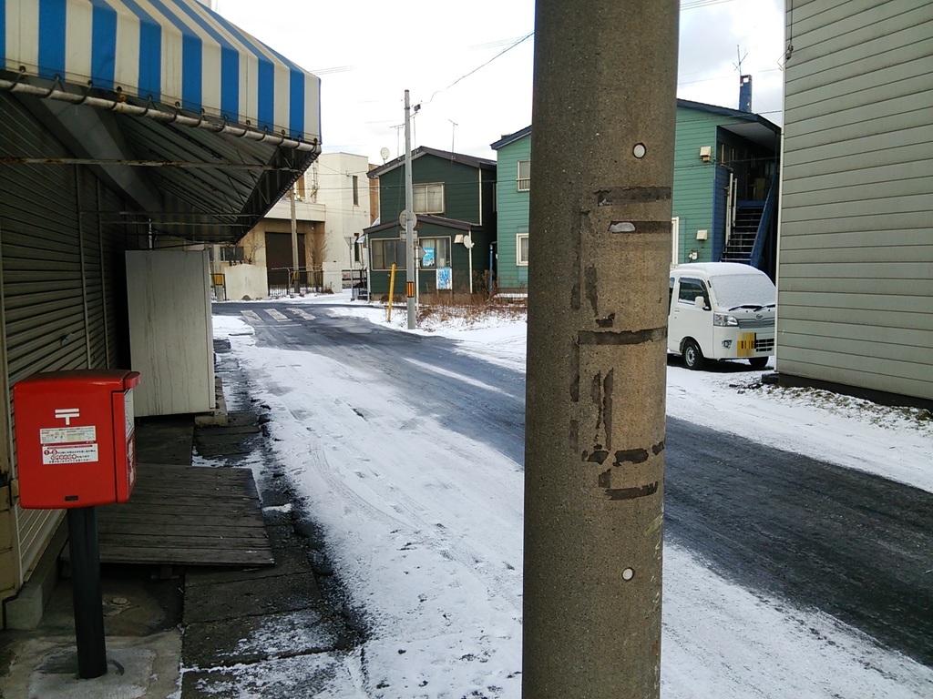 ポスト写真 :  : 中川商店前 : 北海道室蘭市輪西町二丁目23-9
